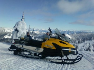 J and L Snowmobile Rentals Montana